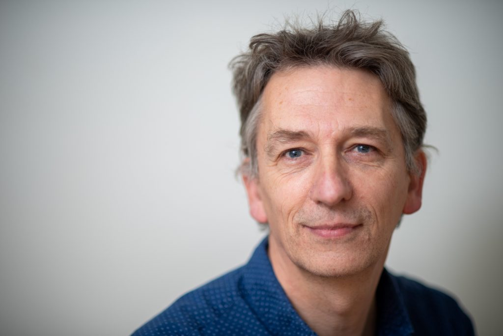 Tim Tucker, author