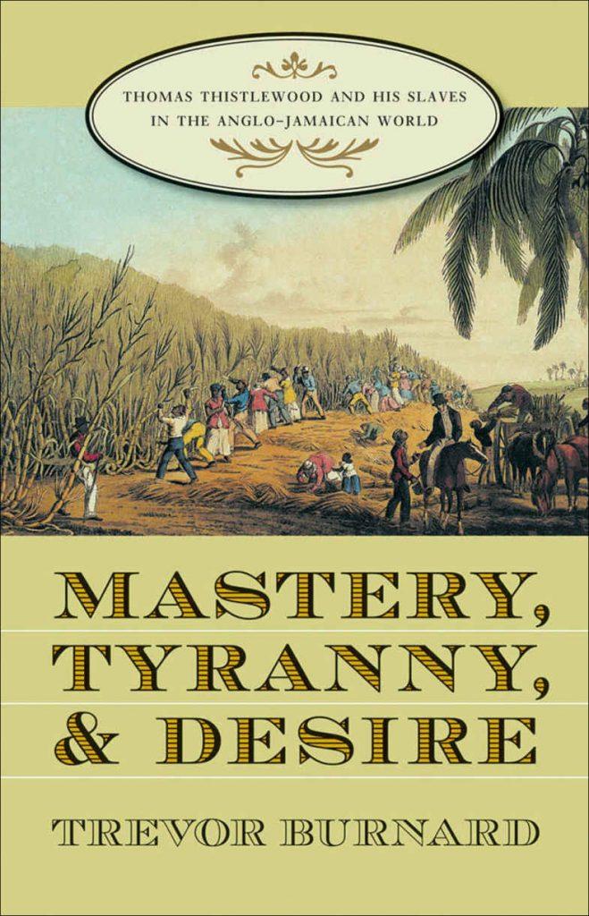 Mastery, Tyranny and Desire